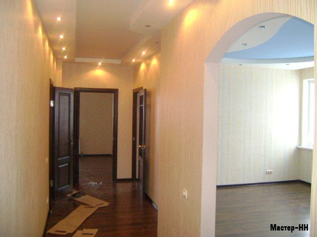 Ремонт квартир, полный спектр отделочных работ